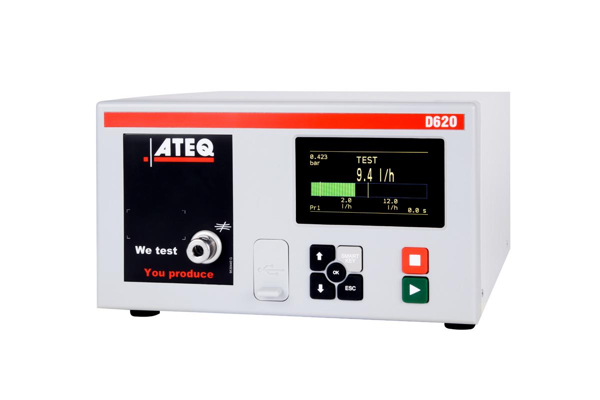 D620 Flow Tester - Ateq Leaktesting