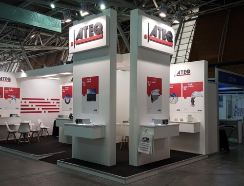 ATEQ is participating in EV battery exhibition in Seoul Korea from June 9 to 11.