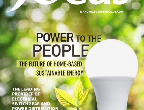 ATEQ's new featured article in April's issue of Manufacturing in Focus Magazine