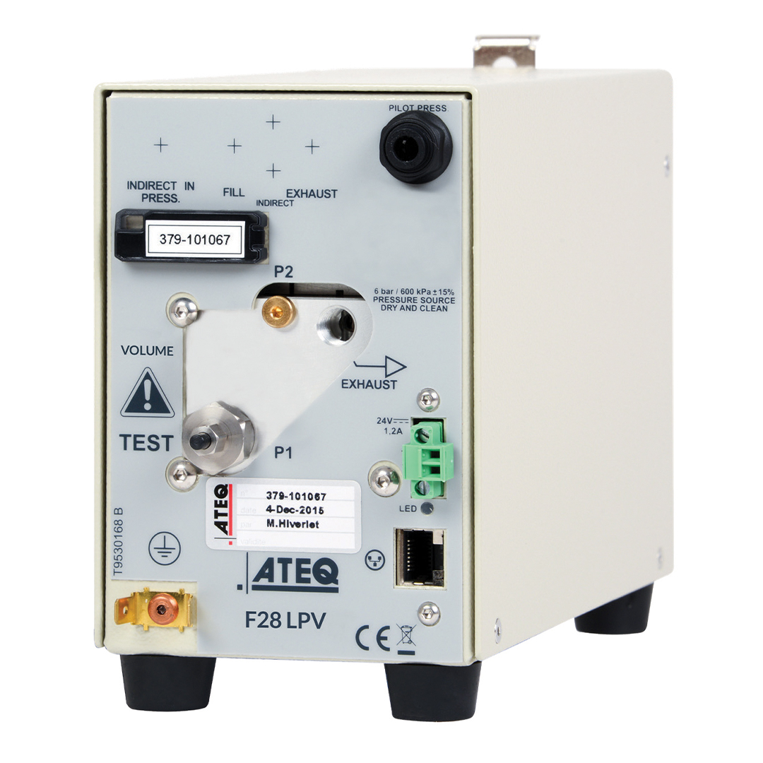 HIGH SPEED LEAK TESTER for industrial quality control