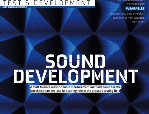 ATEQ is proud to be in the first-ever issue of Consumer Electronics Test & Development Magazine